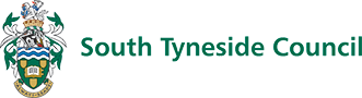 Logo for South Tyneside Council